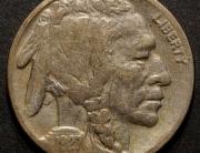 1927-S Buffalo Nickel