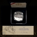 1995 Civil War Commemorative Proof Silver Dollar