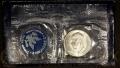 1971 Eisenhower Dollar | Blue Envelope