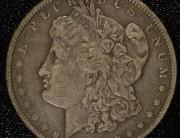 1901 Philadelphia Morgan Silver Dollar