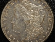 1888 San Francisco Morgan Silver Dollar