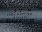 1959 Denver Jefferson Nickel Roll