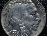 1936 Philadelphia Buffalo Nickel