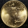1924 Philadelphia St Gaudens $20 Gold Double Eagle