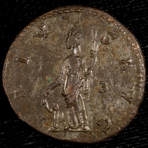 [P4] Ancient Roman Antoninianus | RIC #124
