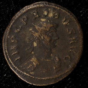 [P28] Ancient Roman Antoninianus | RIC #578 Sear #3276v