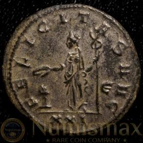 [P49] Ancient Roman Antoninianus | RIC #675 Cohen #214