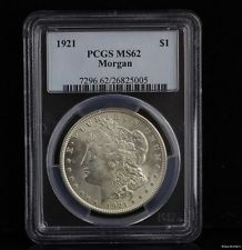 1921 MSD coin collecting for fun and investment, part 2
