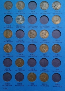 Penny book coin collecting for fun and investment, part 2